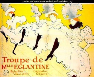 La Troupe De Mlle Eglantine