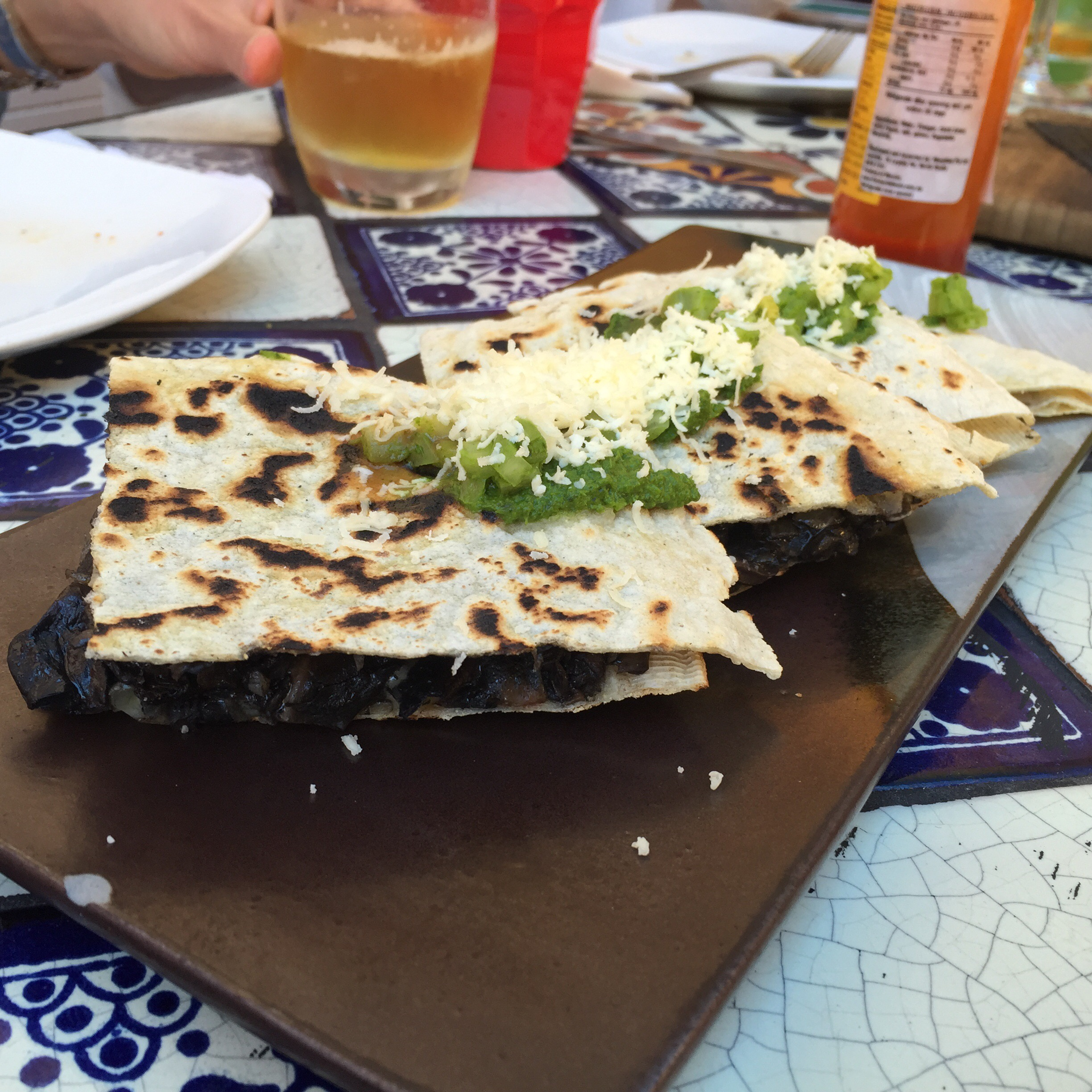 Mexican Food | Out For a Long Lunch